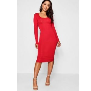 NWT ASOS | Long Sleeve Bodycon Dress